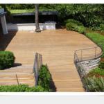 Rénovation d'une terrasse en Teck à Antibes