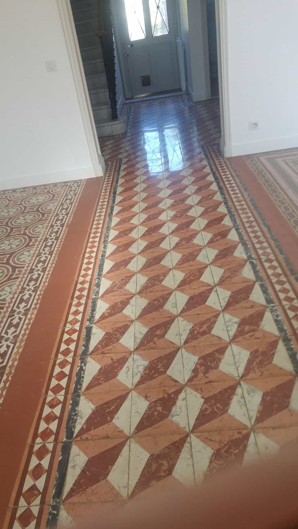 carreaux en ciment lombarde